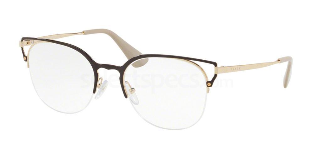 98R1O1 PR 64UV Glasses, Prada
