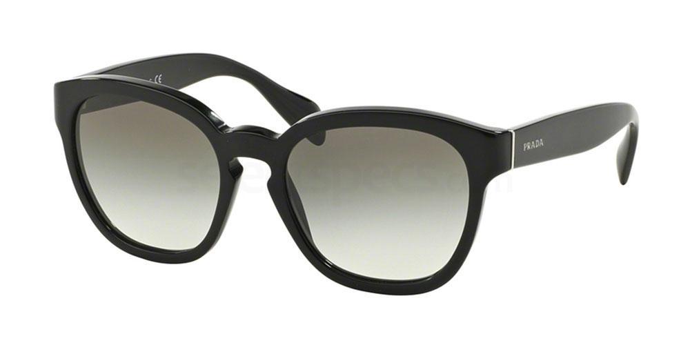 1AB0A7 PR 17RS Sunglasses, Prada