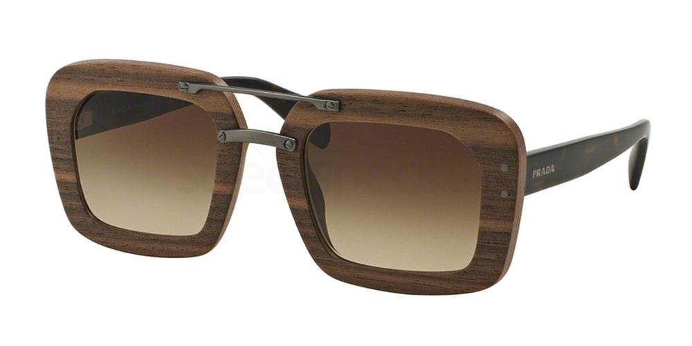 IAM6S1 PR 30RS Sunglasses, Prada