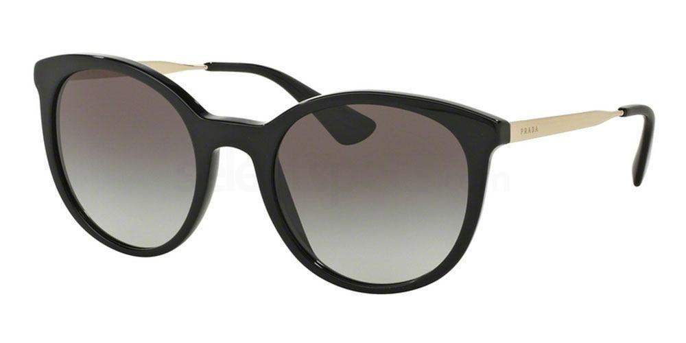 1AB0A7 PR 17SS Sunglasses, Prada