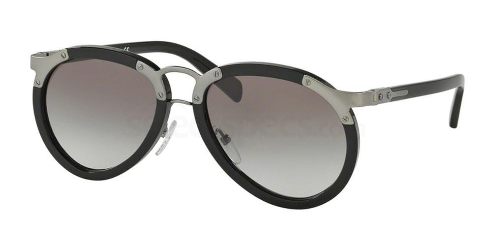 1AB0A7 PR 01TS Sunglasses, Prada