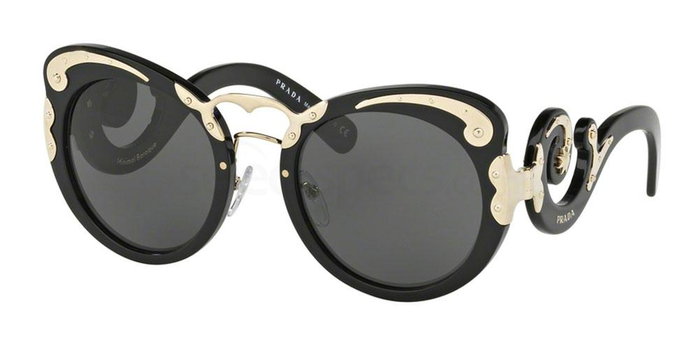 1AB1A1 PR 07TS Sunglasses, Prada