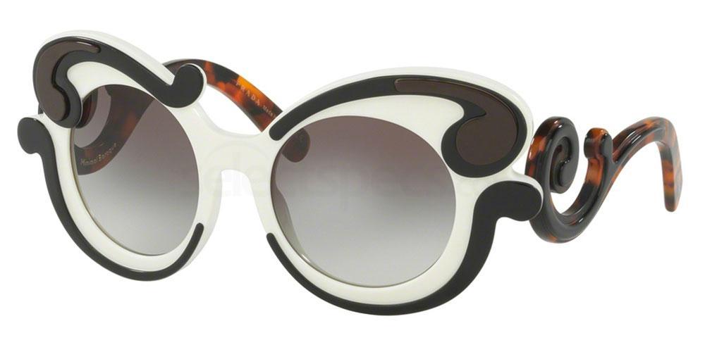 Prada flower sunglasses
