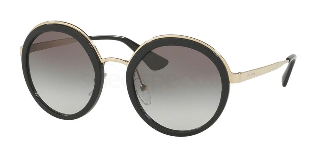 1AB0A7 PR 50TS Sunglasses, Prada