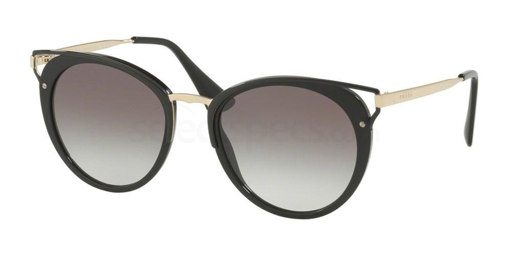 1AB0A7 PR 66TS Sunglasses, Prada