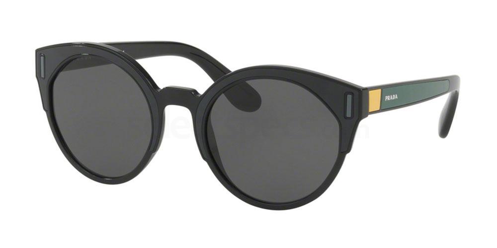 07E5S0 PR 03US Sunglasses, Prada