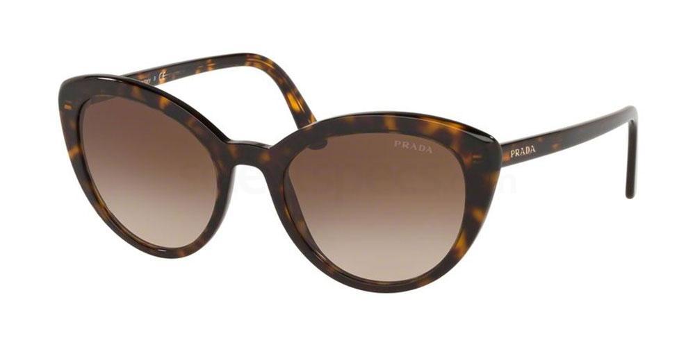 2AU6S1 PR 02VS Sunglasses, Prada