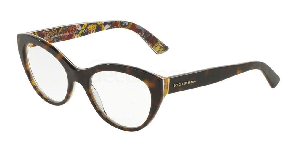 3037 DG3246 Glasses, Dolce & Gabbana
