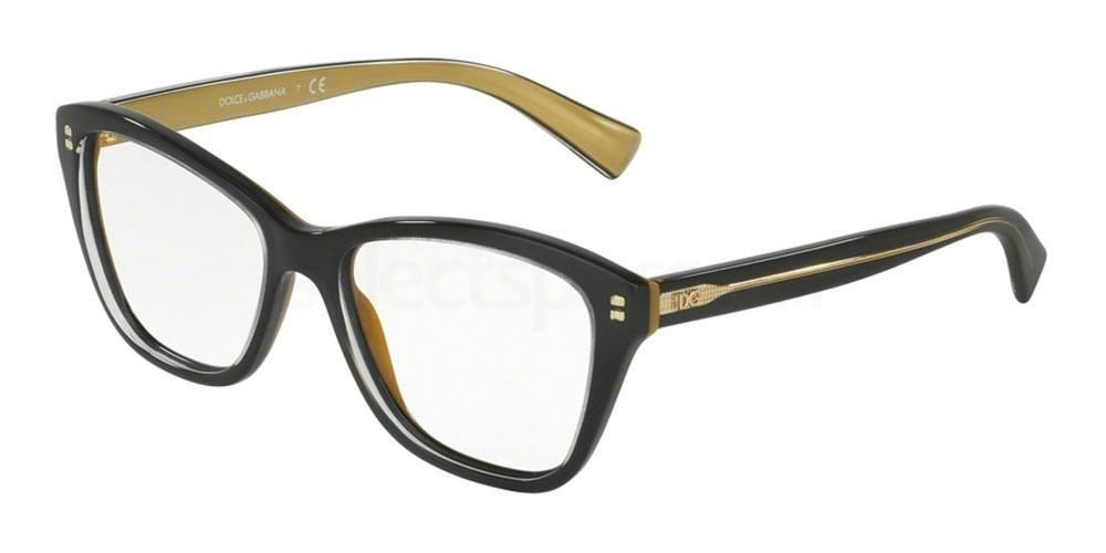 2955 DG3249 Glasses, Dolce & Gabbana