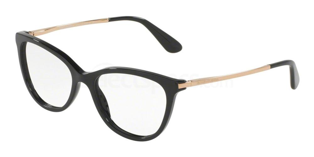 501 DG3258 Glasses, Dolce & Gabbana