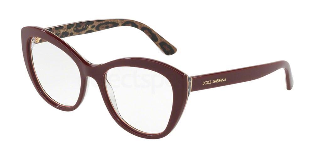 3156 DG3284 Glasses, Dolce & Gabbana