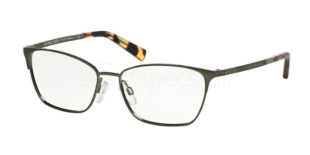 1025 MK3001 VERBIER Glasses, MICHAEL KORS