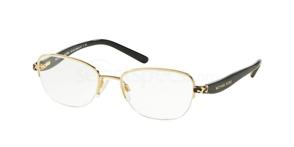 1004 MK3007 SADIE VI Glasses, MICHAEL KORS
