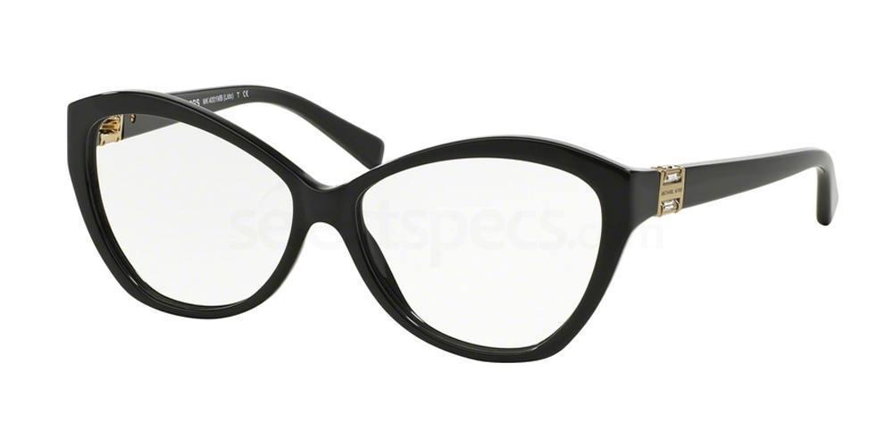 3005 MK4001MB LIDO Glasses, MICHAEL KORS