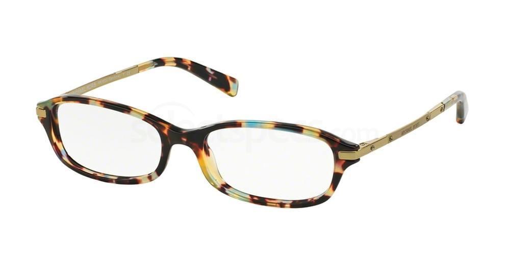 3031 MK4002 SARDINIA Glasses, MICHAEL KORS