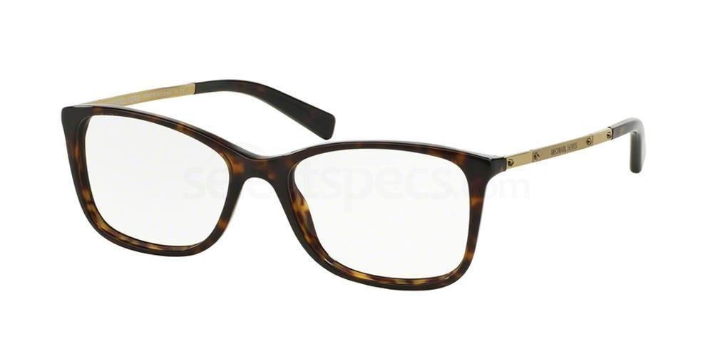 3006 MK4016 ANTIBES Glasses, MICHAEL KORS