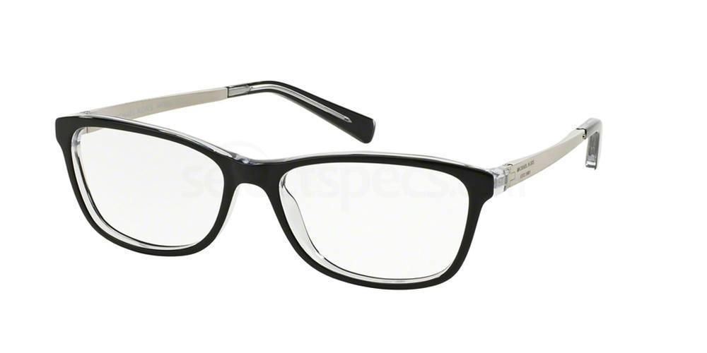 3033 MK4017 NEVIS Glasses, MICHAEL KORS
