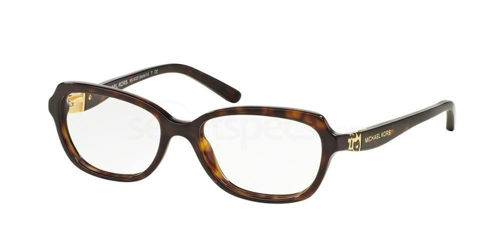 3085 MK4025 SADIE IV Glasses, MICHAEL KORS