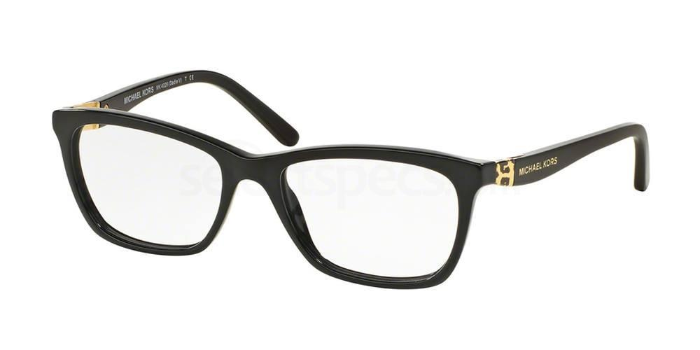 3005 MK4026 SADIE V Glasses, MICHAEL KORS