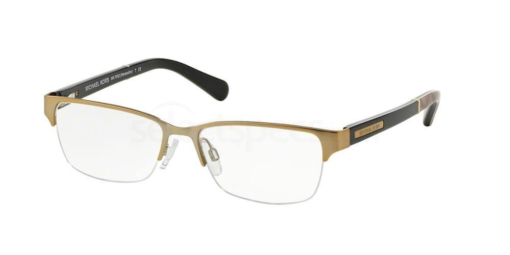 1006 MK7002 MARACAIBO Glasses, MICHAEL KORS