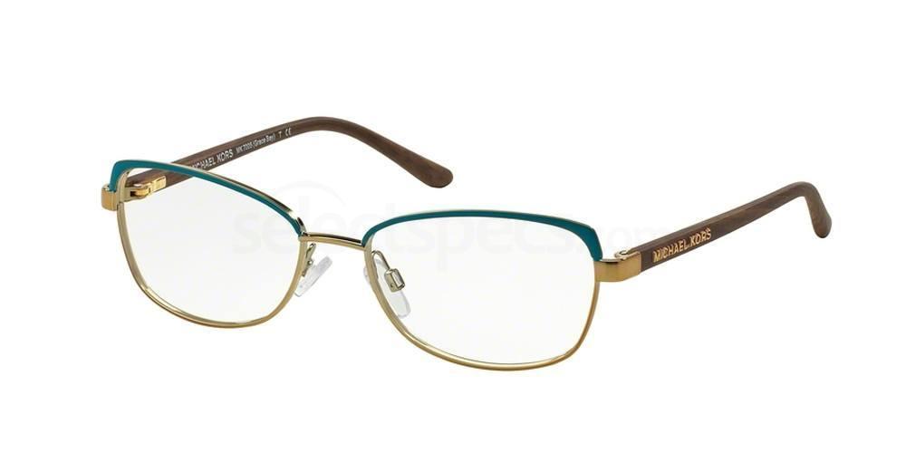 1046 MK7005 GRACE BAY Glasses, MICHAEL KORS