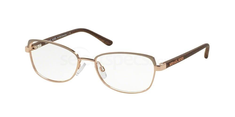 1047 MK7005 GRACE BAY Glasses, MICHAEL KORS