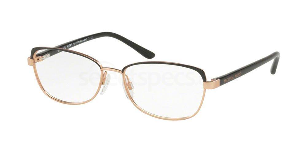 1113 MK7005 GRACE BAY Glasses, MICHAEL KORS