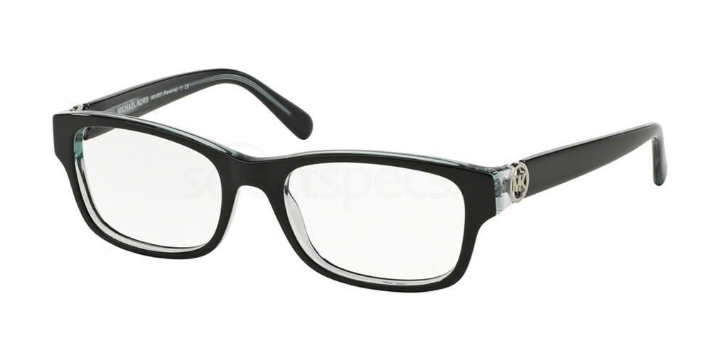3001 MK8001 RAVENNA Glasses, MICHAEL KORS