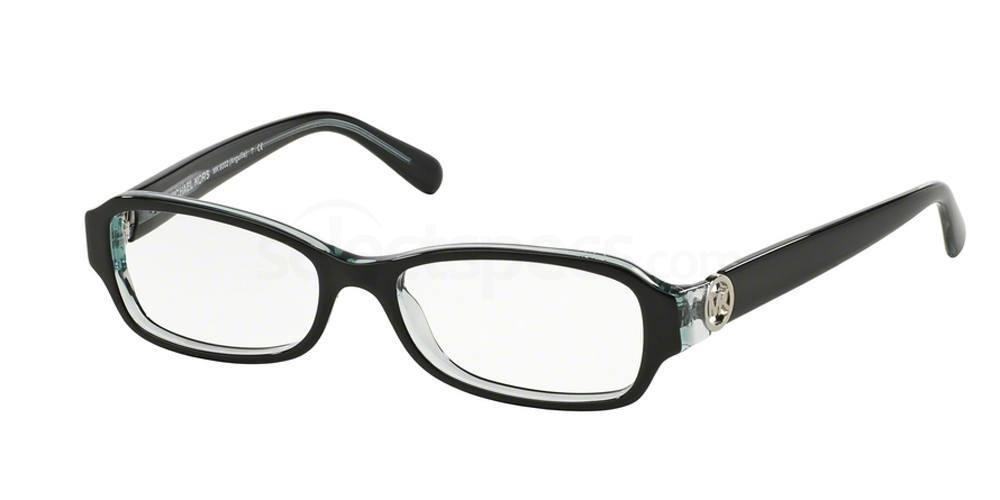 3001 MK8002 ANGUILLA Glasses, MICHAEL KORS