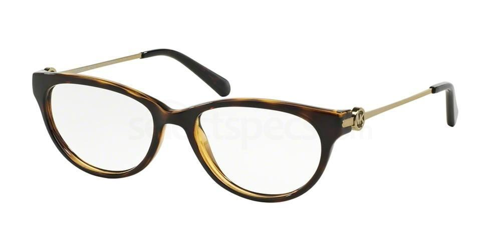 3006 MK8003 COURMAYEUR Glasses, MICHAEL KORS