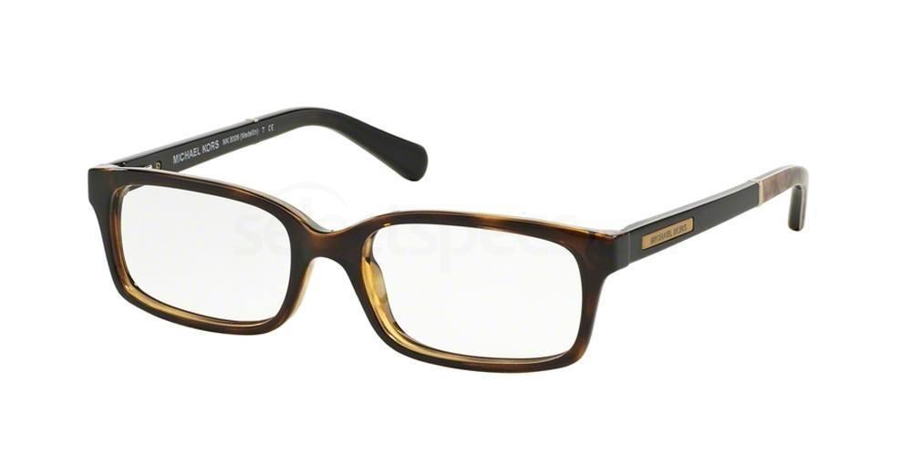 3010 MK8006 MEDELLIN Glasses, MICHAEL KORS