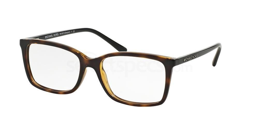 3057 MK8013 GRAYTON Glasses, MICHAEL KORS