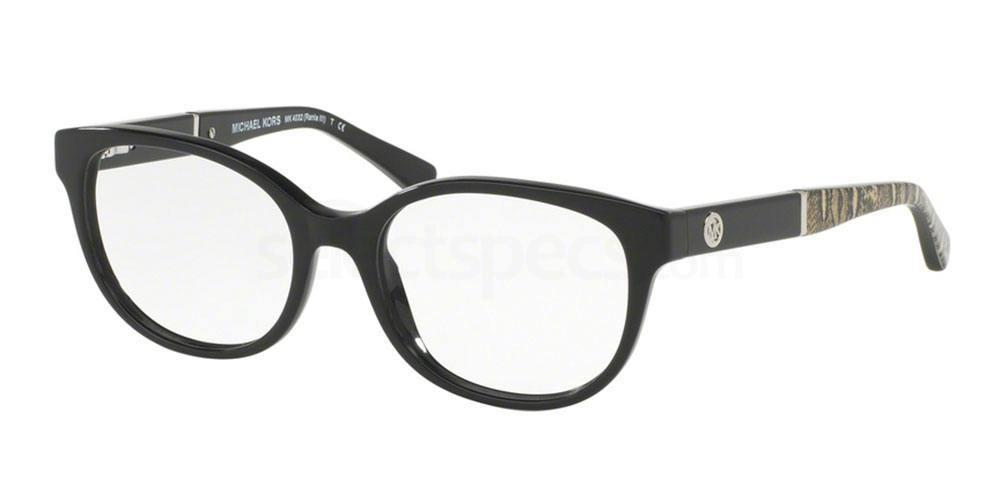 3168 MK4032 RANIA III Glasses, MICHAEL KORS