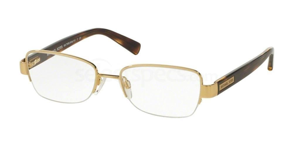 1044 MK7008 MITZI IV Glasses, MICHAEL KORS