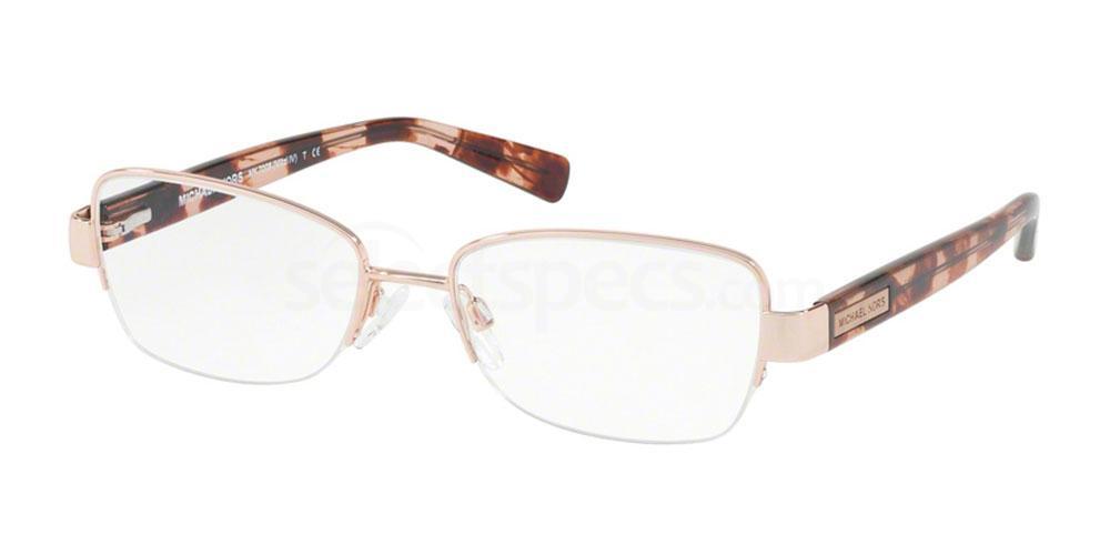 1155 MK7008 MITZI IV Glasses, MICHAEL KORS