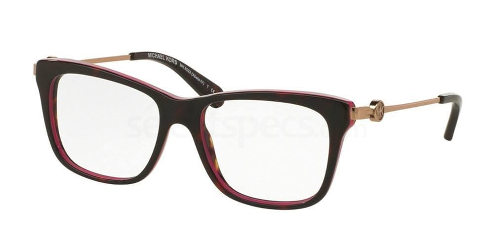 3132 MK8022 ABELA IV Glasses, MICHAEL KORS