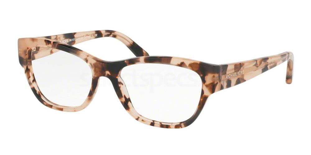 3026 MK4037 YLLIANA Glasses, MICHAEL KORS