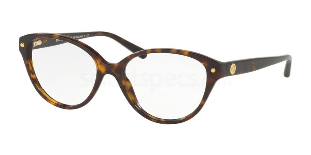 3006 MK4042 KIA Glasses, MICHAEL KORS