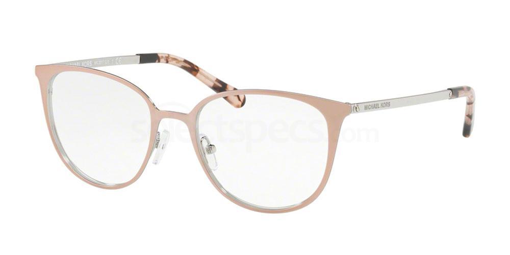 michael kors mk3017 lil glasses free lenses selectspecs. Black Bedroom Furniture Sets. Home Design Ideas