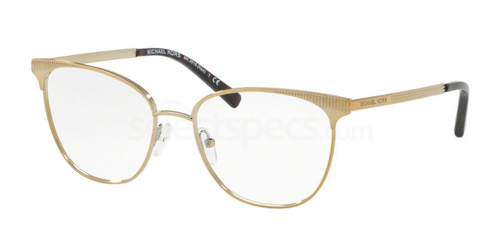 1193 MK3018 NAO Glasses, MICHAEL KORS