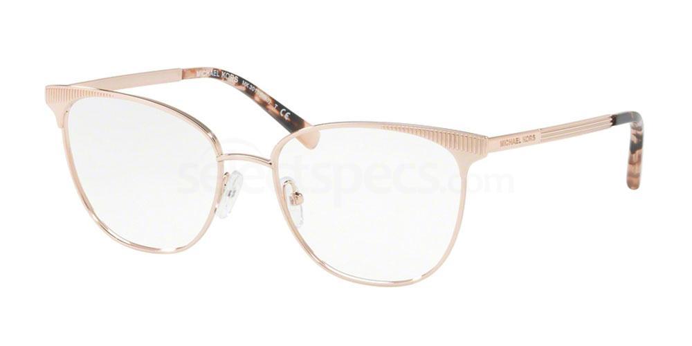 1194 MK3018 NAO Glasses, MICHAEL KORS