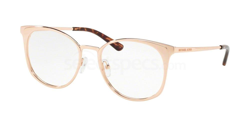 1026 MK3022 NEW ORLEANS Glasses, MICHAEL KORS