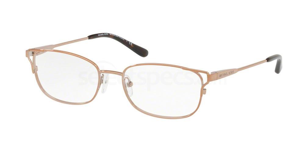 1083 MK3020 SAN VICENTE Glasses, MICHAEL KORS