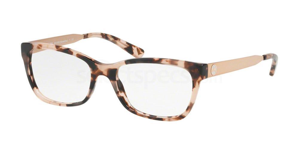 3162 MK4050 MARSEILLES Glasses, MICHAEL KORS