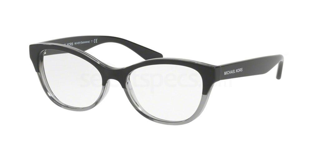 3280 MK4051 SALAMANCA Glasses, MICHAEL KORS