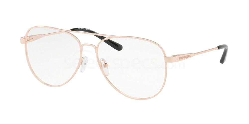1116 MK3019 PROCIDA Glasses, MICHAEL KORS
