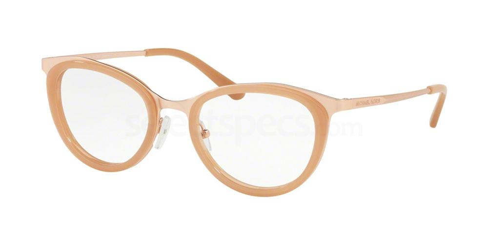1026 MK3021 CAPETOWN Glasses, MICHAEL KORS