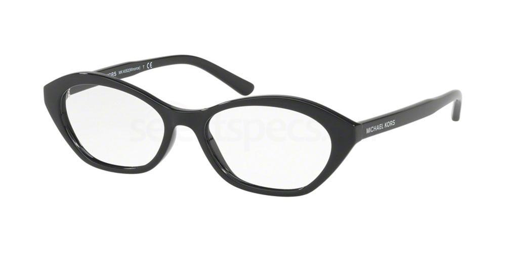 3177 MK4052 MINORCA Glasses, MICHAEL KORS