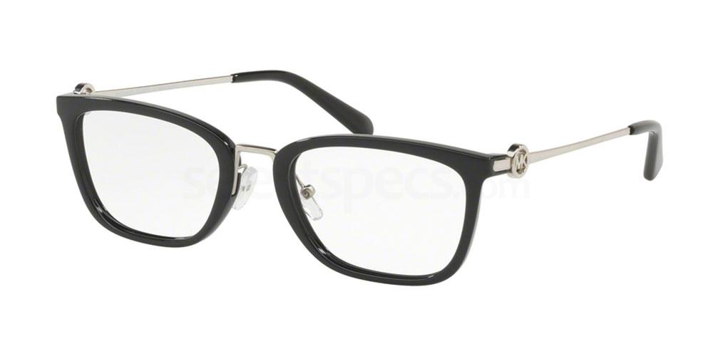 3005 MK4054 CAPTIVA Glasses, MICHAEL KORS