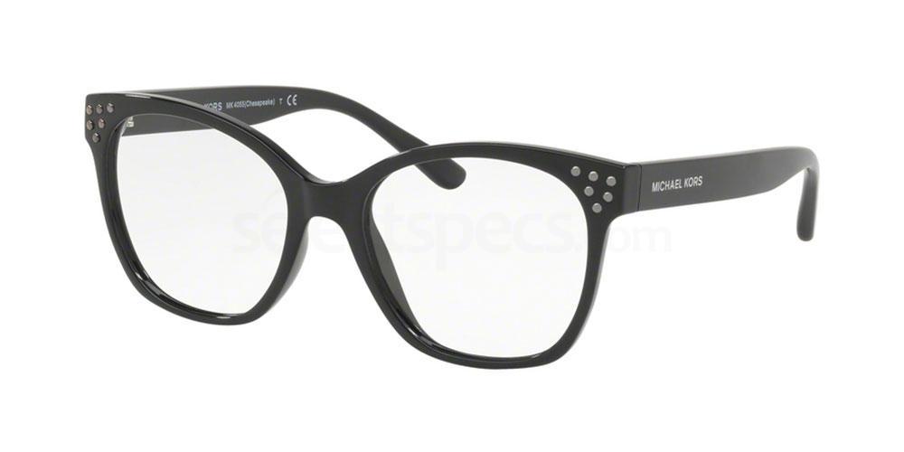 3009 MK4055 CHESAPEAKE Glasses, MICHAEL KORS